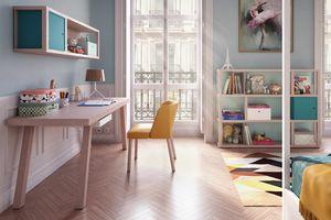 Tao desk, Holzschreibtisch mit modernem Design