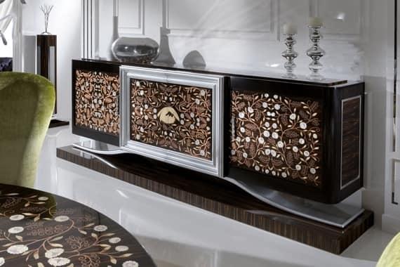 luxus wohnzimmer schränke:Lagerung Schubladeschränke, Anrichten Schränke klassische Stil