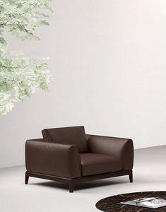 Akita Sessel, Sessel mit großem Sitz