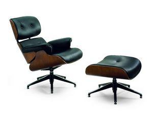 Bum 158, Entspannender Sessel mit Sitzpuff