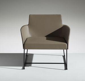 FLEET 5, Sessel mit großem Sitz
