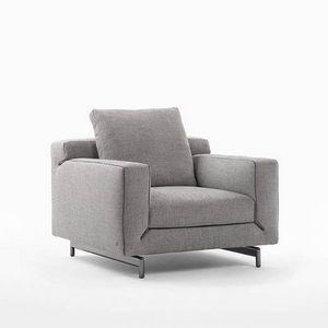 Taylor Sessel, Design Sessel aus Leder oder Stoff