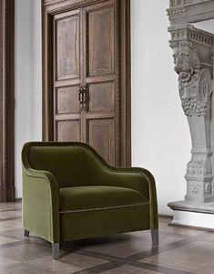 Arpège Eleve Sessel, Sessel im Gleichgewicht zwischen Design und Klassizismus