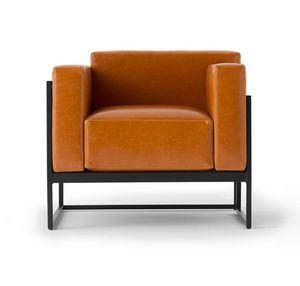 ART. 0060 0061 KIRK, Linar förmigen Sessel für Ruhebereiche