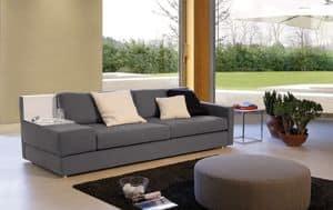 Brio, Sofa mit verschiedenen Größen, für Warteräume und Büros