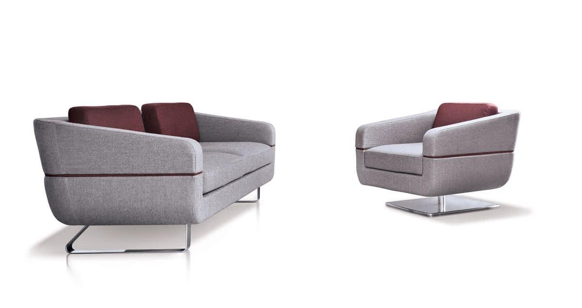 sofa f r r ume mit federsystem warten idfdesign. Black Bedroom Furniture Sets. Home Design Ideas