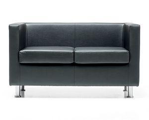 First 852, Zweisitzer-Sofa für Warteräume