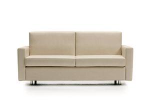 Ideal 843, 2- oder 3-Sitzer-Sofa mit Polsterung aus Polyurethanschaum