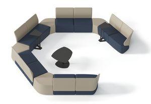 IKEBANA, Modulare Bank für Warteräume und Loungebereiche