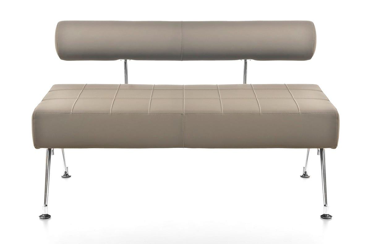 Kuros, Sofa mit ursprüngliche Form, für Lounge