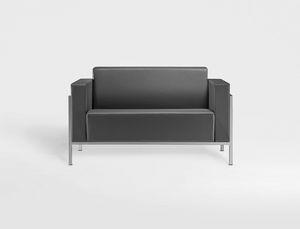 Kursal, Linear Sofa für Büros