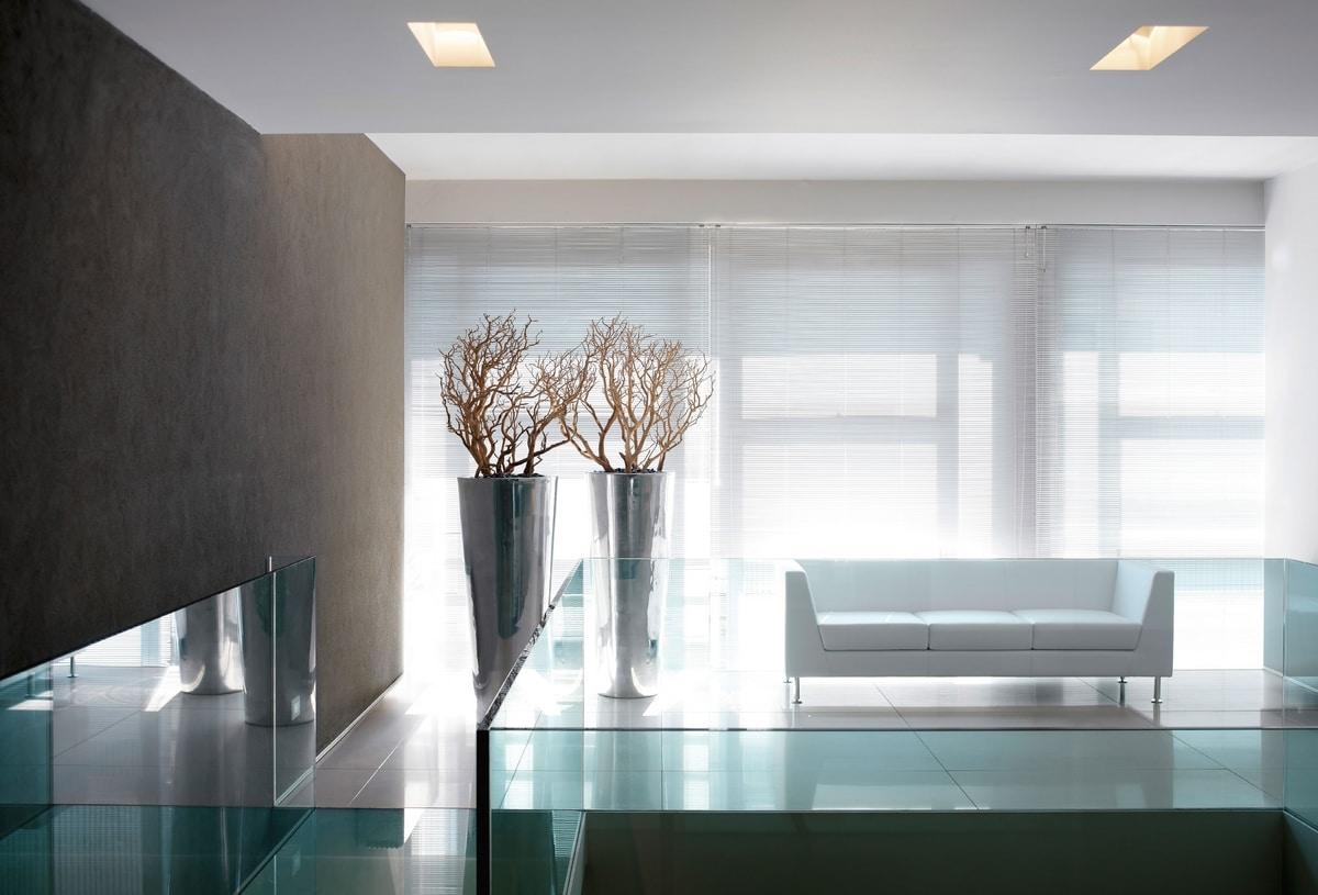 NAXOS ELITE, Sofa mit klarem Design, Oberflächen auf höchstem Niveau, für das Wohnzimmer und Büro