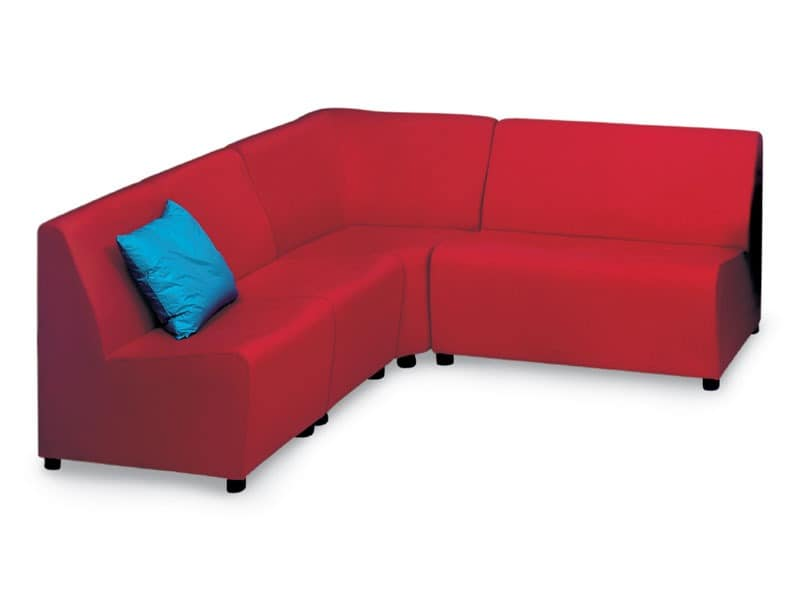 PL STELLA, Moderne modulare Sofa, für das Studium und Büro