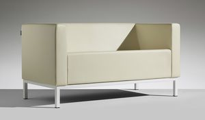 POLO 2, Design-Sofa für Warteräume