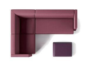 TRES, Modulares Sofa für Warteräume