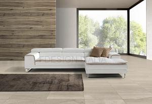 Agorà, Sofa im modernen Stil mit Chaiselongue