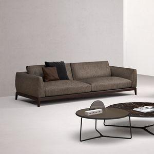 Akita, Modulares Sofa aus Stoff