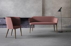 Axel 80B_4L/FU, Sofa für Loungebereiche