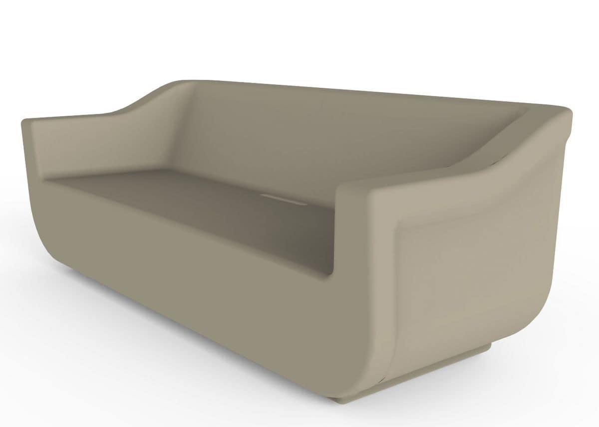 au en sofa bedruckte polyethylen idfdesign. Black Bedroom Furniture Sets. Home Design Ideas