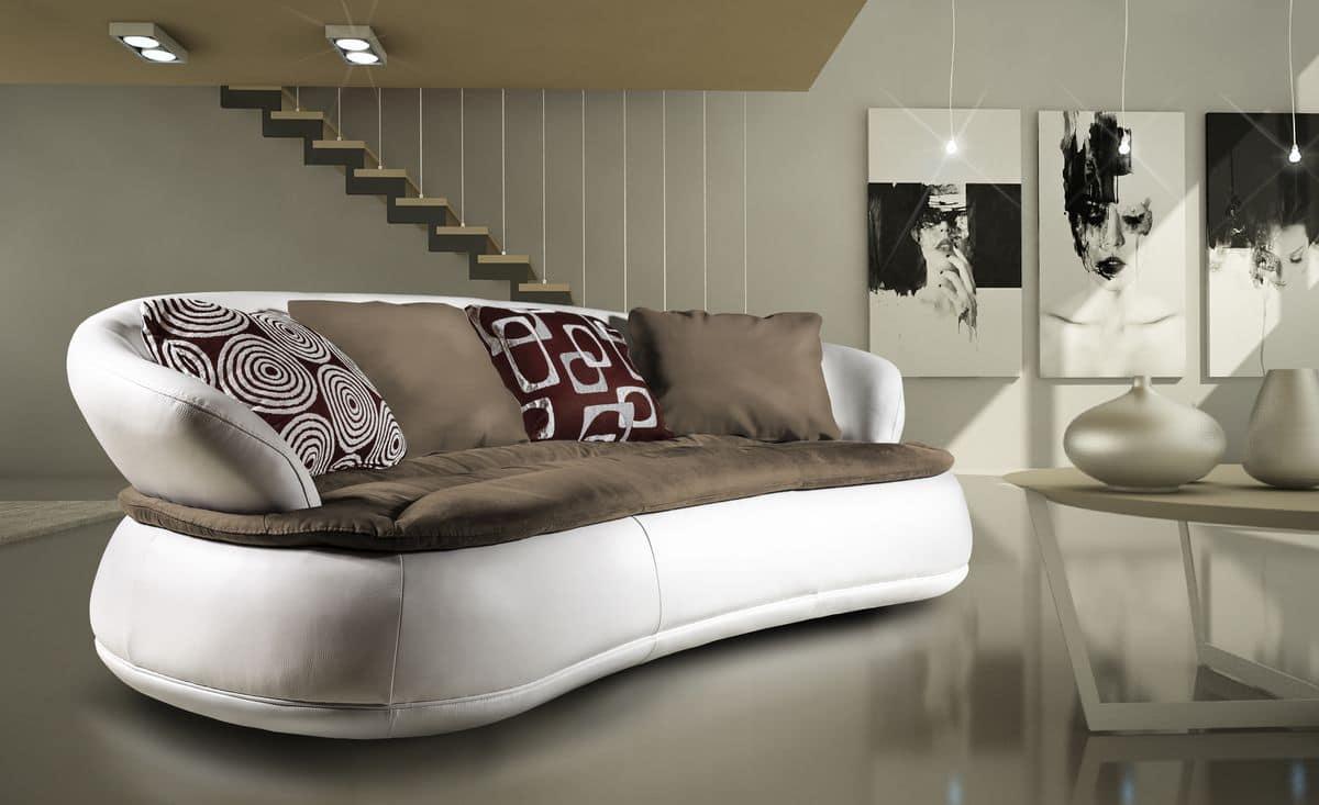Sofa runde form gerakacehfo sofa runde form sofa mit einer runden form verschiedene gren idfdesign parisarafo Images