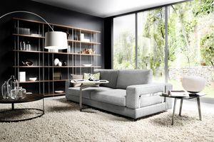Fellini, Sofa mit abnehmbarer Polsterung, modular