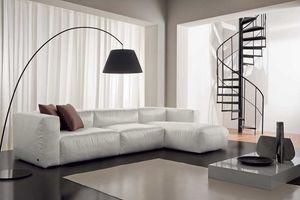 FLUFFY, Modulares Sofa mit großem Sitz