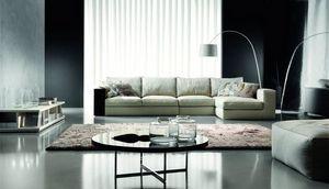 Hermes, Design-Sofa, mit maximalem Komfort