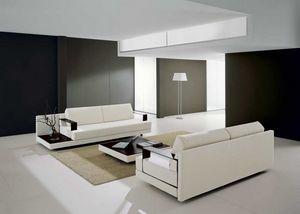 IDEA GIÒ, Lineares Sofa der modernen Art