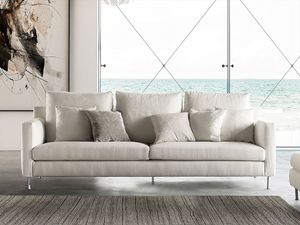 Incontro, Modernes Sofa mit essentiellem Design