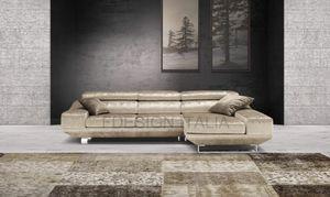 Magister, Sofa mit Halbinsel
