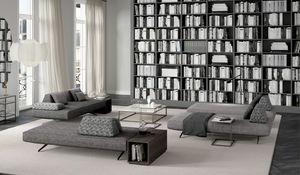 Mark, Modulares System innovativer Sofas