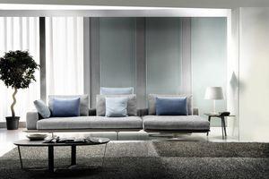 Mastroianni, Schnittsofa mit einem raffinierten Design