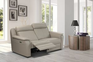 Matera, 2-Sitzer-Sofa mit Relax-Mechanismus