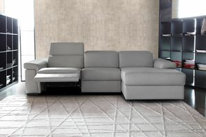Mover, 3-Sitzer-Sofa mit Chaiselongue