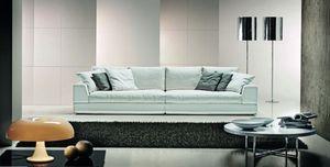 My Way, Modernes Sofa mit weichen Formen
