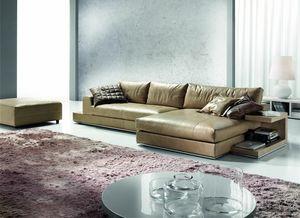 My Way Plus, Anpassbares Sofa mit Couchtisch und Zeitschriftenständer