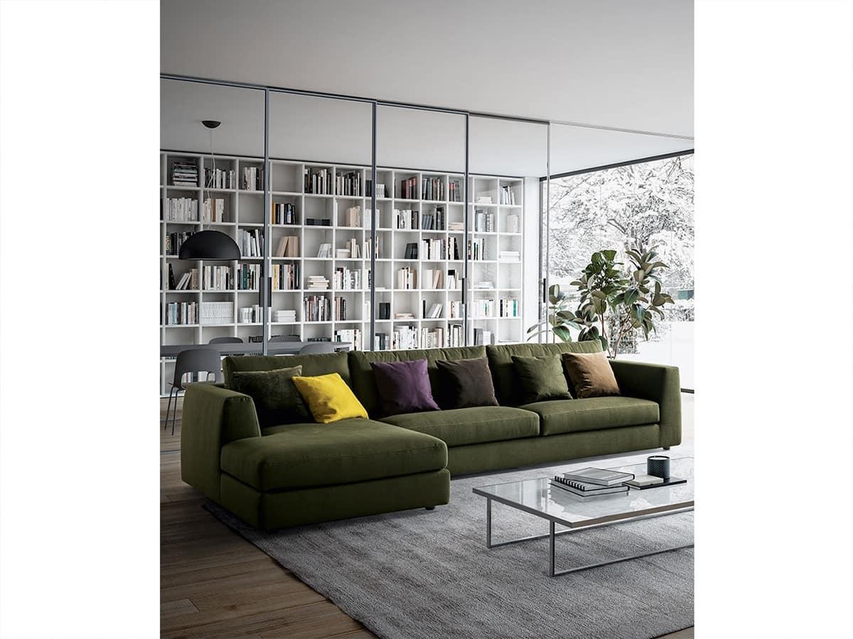 Mood, Sofa einfach und elegant