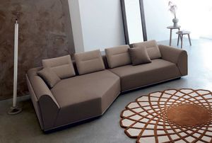 RIAD, Sofa mit tiefer Sitzfläche