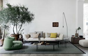 Tenso Sofa System, Modulares Sofa
