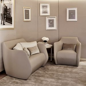 Vendome, 2-Platz feuerfestes Sofa