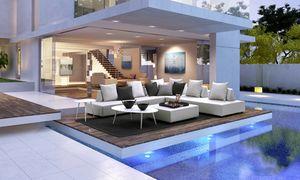 HOME, Modulares Sofa für draußen
