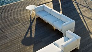 Hour Collection, Modulares Sofa für den Außenbereich