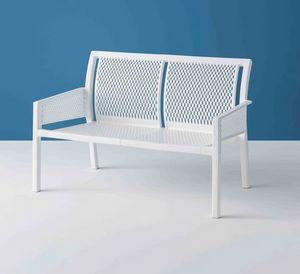 Minush Sofa, 2-Sitzer Bank für den Garten