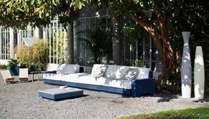 One Collection, Modulares Sofa für Garten