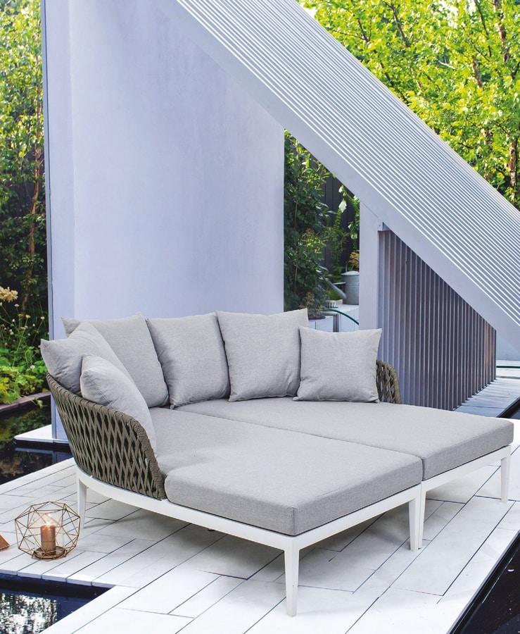 Quintana, Outdoor Lounge Sofa