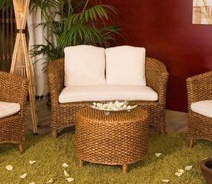 Sofa Hamilton, Ethnisches Sofa für den Außenbereich