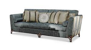 1879/L3, Drei-Sitzer-Sofa mit Carving