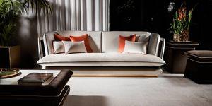 ALLURE Sofa, Elegantes Zwei- oder Dreisitzer-Sofa