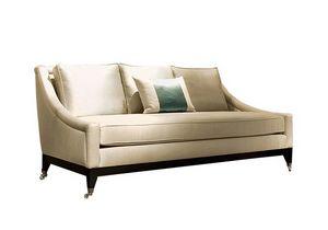 Amelie, Klassisches Sofa mit Rädern