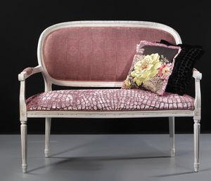 Art. 20916, Zweisitzer-Sofa im klassischen Stil